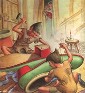 Northern Ballet - Elves the Shoemaker - Milton Keynes
